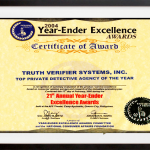Top Private Detective Agency (2004) and Lie Detector Test Agency in Philippines